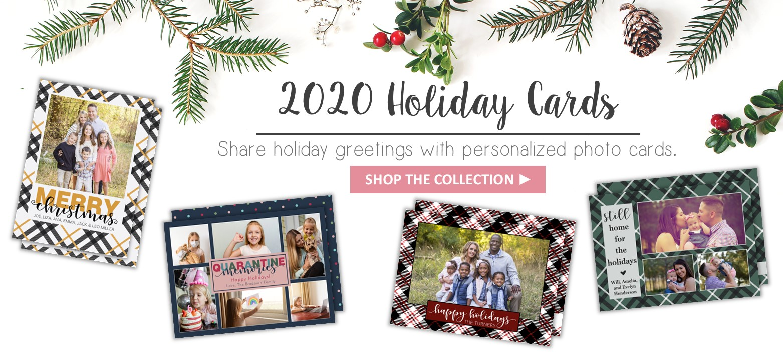 2020 Christmas Card Collection