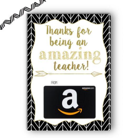 Amazon Gift Card Holder