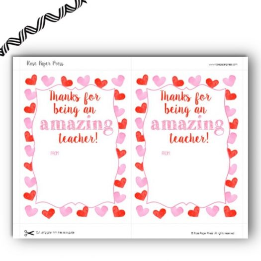 Amazon Valentines Day Gift Card Holder