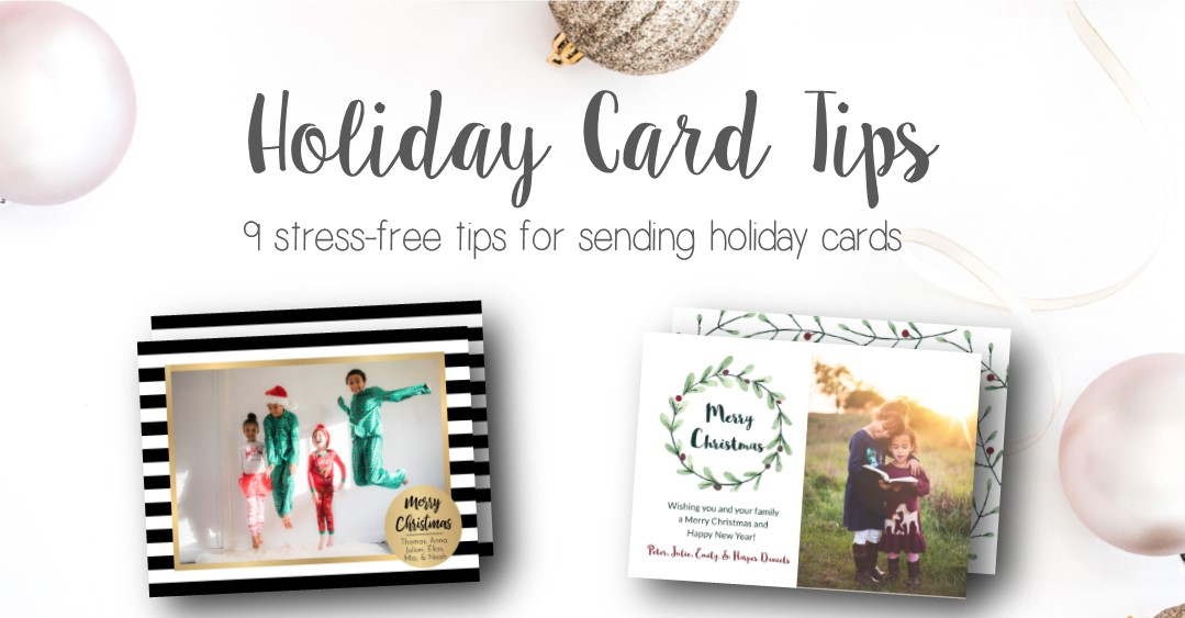 Holiday Card Planning Guide