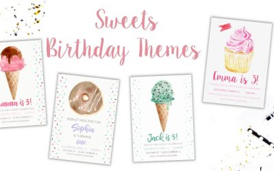 Birthday Ideas for a Sweet Tooth