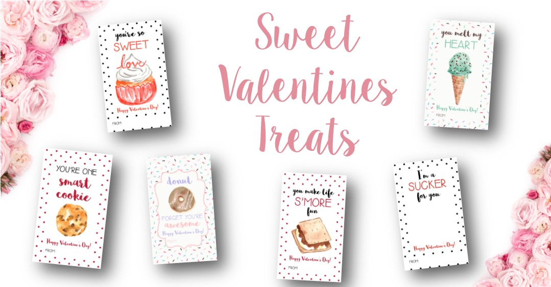 Sweet Valentines Treats
