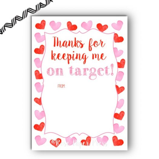 Target Valentines Day Gift Card Holder