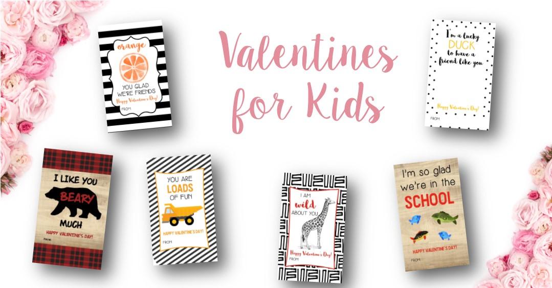 Valentines for Kids